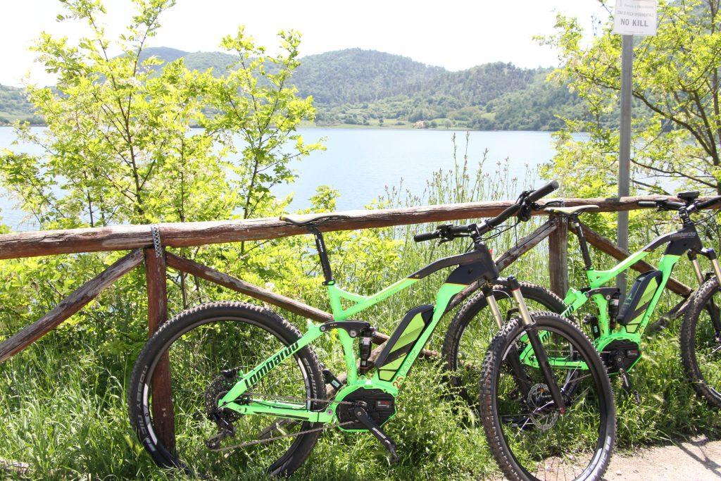 Pedalata in Ciociaria con la E-bike