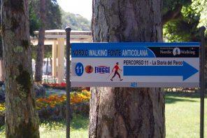 Anche Fiuggi avrà il suo percorso di Nordic Walking