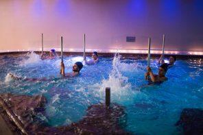Acquapole: allenarsi in acqua divertendosi