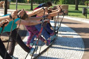 Nordic Walking e i benefici dello sport all'aria aperta