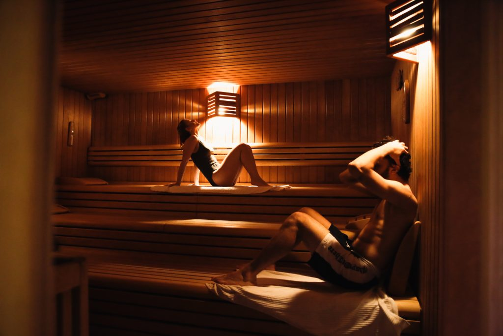 La sauna come rimedio antiCovid